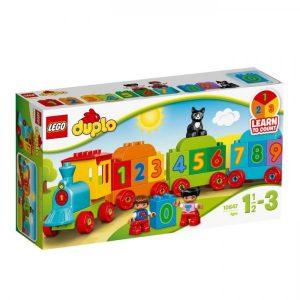 10847 Lego Duplo Mijn Eerste Getallentrein