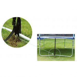TRIGANO Verankeringsset voor trampoline