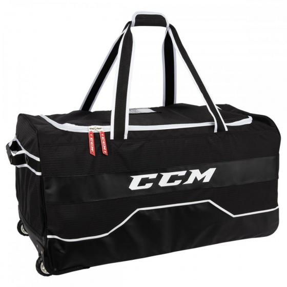 CCM 370 Basic skate-/schaatstas zwart 84 x 43 x 39