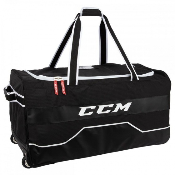 CCM 370 Basic skate-/schaatstas zwart 94 x 48 x 42 cm