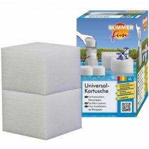 Summer Fun Patroonfilter universeel 12x12x10 cm
