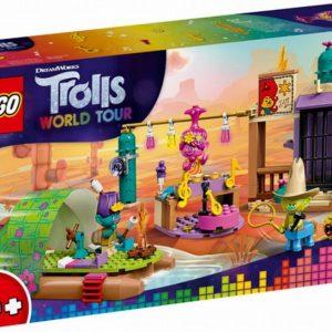 41253 Lego Trolls Lonesome Flats Wildwateravontuur