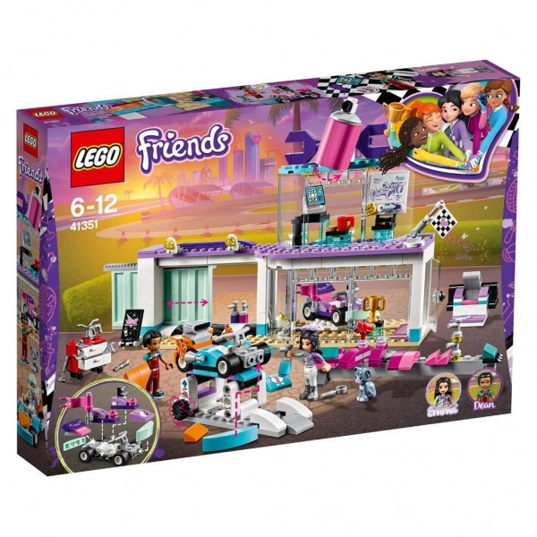 41351 Lego Friends Creatieve Tuningshop