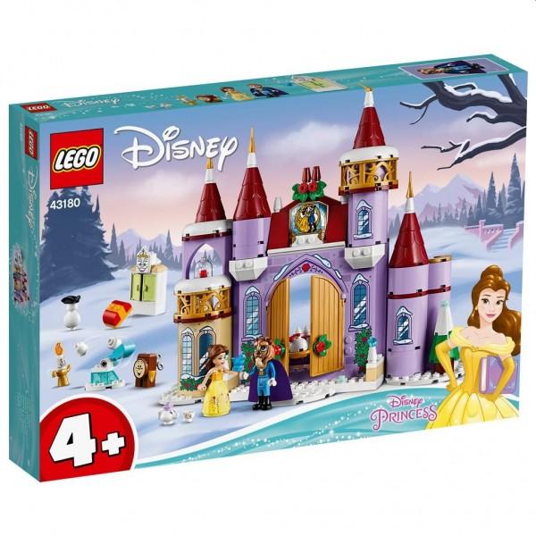 43180 Lego Disney Belle's Kasteel Winterfeest
