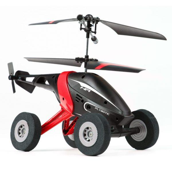Silverlit Helikopter radiografisch bestuurbaar Air Wheelz rood