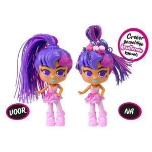 Silverlit Curli Girls Ballerinapop Hayli