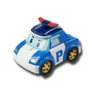 Silverlit Transformerend speelgoed Robocar Poli Poli blauw SL83171