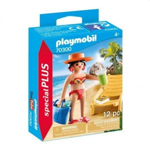 70300 Playmobil Vakantieganger met Strandstoel