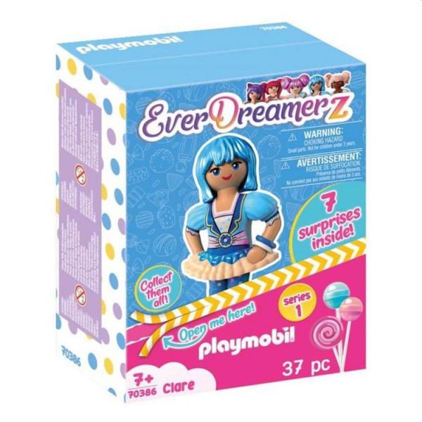 70386 Playmobil Everdreamerz Clare