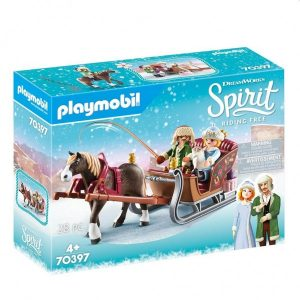 70397 Playmobil Spirit Winter Sleerit