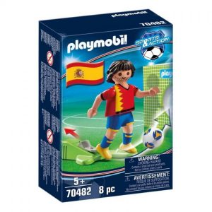 70482 Playmobil Nationale Voetbalspeler Spanje