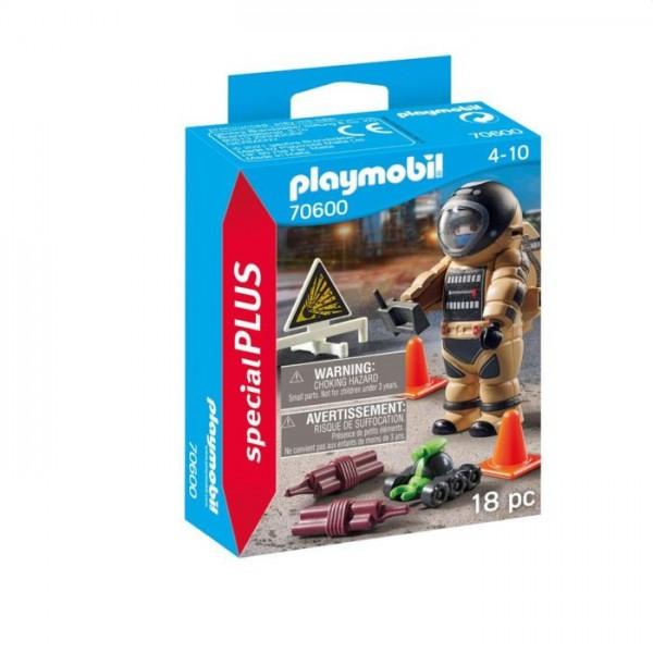 70600 Playmobil Politie Speciale Eenheid