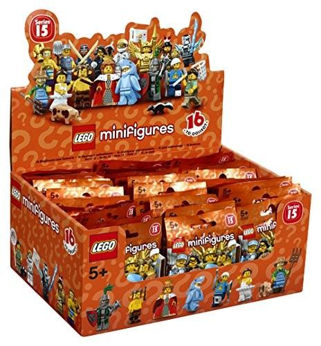 71011 Lego Mini Figuren Serie 15