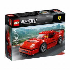 75890 Lego Speed Champions Ferrari F40 Competizion