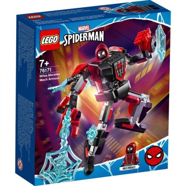 76171 LEGO Marvel Spiderman Miles Morales Mechapantser