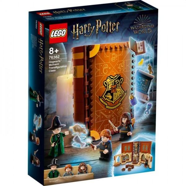 76382 LEGO Harry Potter Zweinstein moment: Transfiguratieles