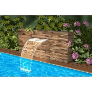 Ubbink Waterval Niagara LED 30 cm transparant 7504608
