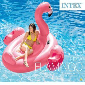 Intex Luchtbed Mega Flamingo Island 56288EU