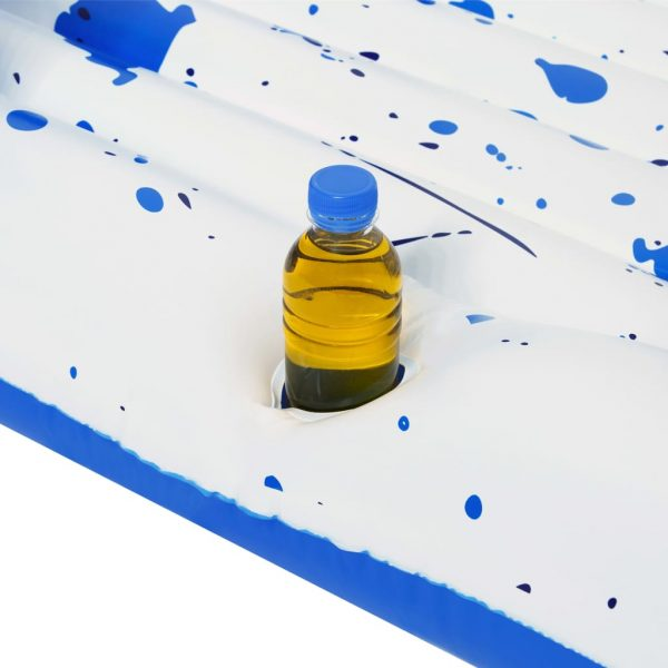 Bestway Drijfbed Hydro-Force 161x84 cm blauw