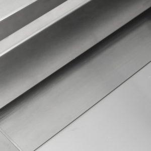 vidaXL Waterval 45x34x14 cm roestvrij staal 304