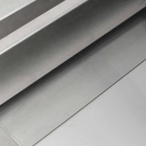 vidaXL Waterval 60x34x14 cm roestvrij staal 304