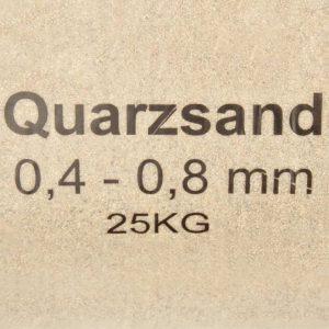 vidaXL Filterzand 25 kg 0