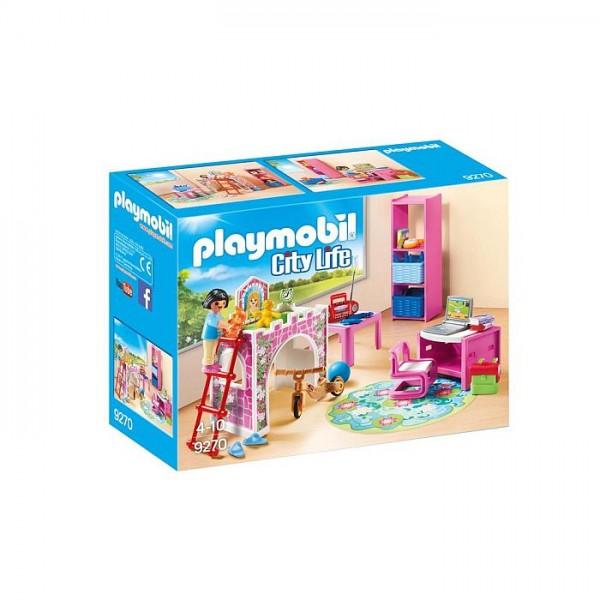 9270 Playmobil Kinderkamer met Hoogslaper