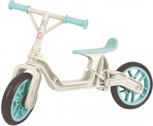 Polisport Balanca Bike loopfiets 10 Inch Junior Crème/Wit