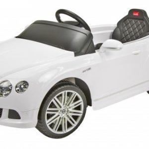 Injusa Bentley GTC accuvoertuig 12 Volt R/C wit