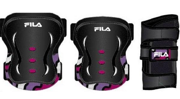 Fila FP Junior Girls Skate Beschermingsset Maat XXS