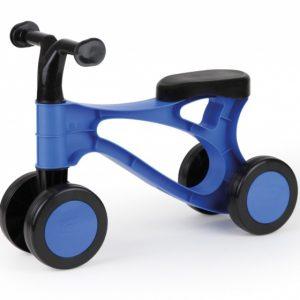 Lena My First Scooter Jongens Blauw/Zwart