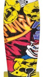 Schildkröt Funsports Retro skateboard Free spirit party 56 cm