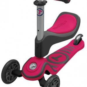 smarTrike Scooter T1 step Meisjes Roze