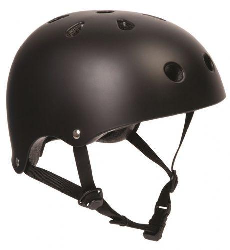 SFR Skatehelm Essentials zwart