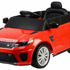 Range Rover Sport SVR accuvoertuig 12V rood