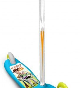 Disney Toy Story 3-wiel kinderstep Junior Voetrem Lichtblauw