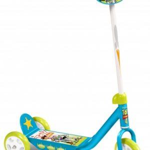 Disney Toys Story 3-wiel kinderstep Junior Voetrem Lichtblauw