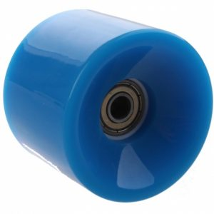 Johntoy Urban District Longboardwielen 65 x 51 mm 82A blauw