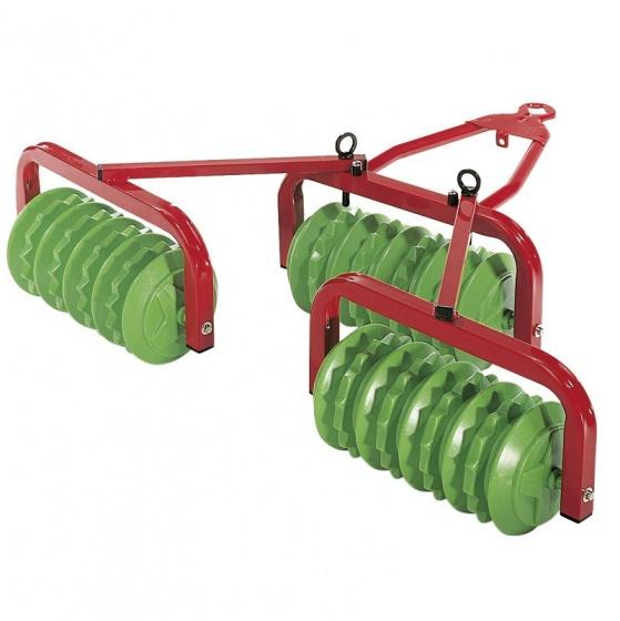 Rolly Toys Wals RollyCambridge junior groen