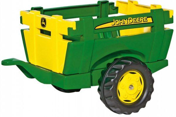 Rolly Toys aanhanger RollyFarm John Deere junior groen