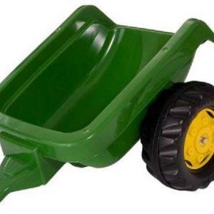 Rolly Toys aanhanger RollyKid junior donkergroen