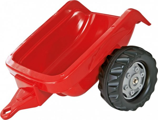 Rolly Toys aanhanger RollyKid junior rood