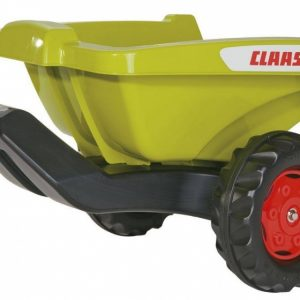 Rolly Toys aanhanger RollyKipper II Claas junior groen