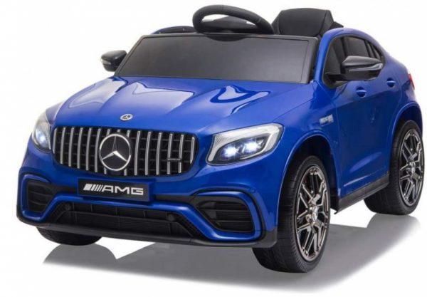 Jamara accuvoertuig Mercedes-AMG GLC 63 S junior 115 cm blauw
