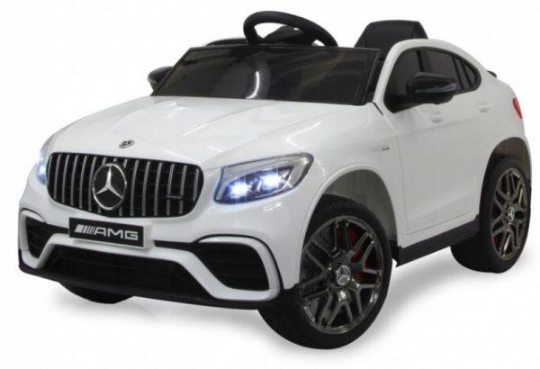 Jamara accuvoertuig Mercedes-AMG GLC 63 S junior 115 cm wit