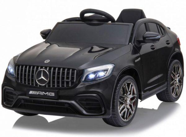Jamara accuvoertuig Mercedes-AMG GLC 63 S junior 115 cm zwart