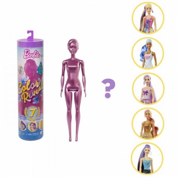 Barbie Color Reveal - Glitter Series
