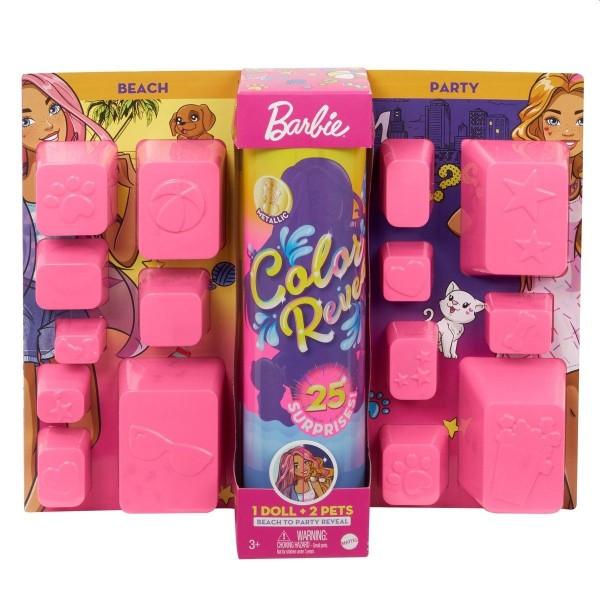 Barbie Colour Reveal Ultimate