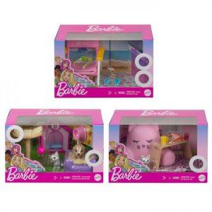 Barbie Huisdieren Setje