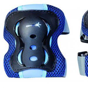 Muuwmi beschermingsset blauw